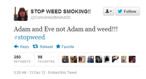 The Bible Didn't Say Anything About NOT Smoking Weed...