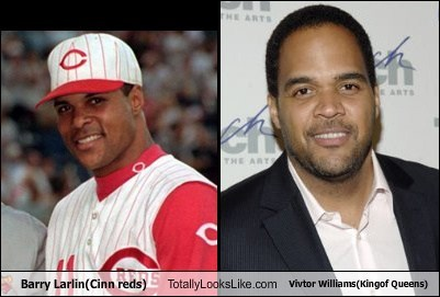 barry larkin,sports,actor,TLL,baseball,victor williams,funny