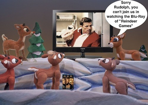 Believe Me Rudolph, You Don't Want Anything to do With That Film