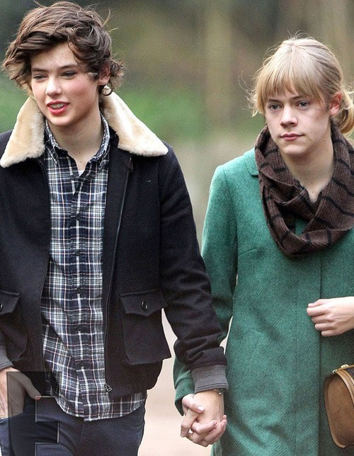 The Harry Styles, Taylor Swift Face Swap is Perfect
