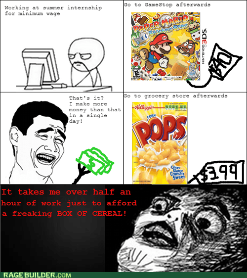 salary,working,paycheck,corn pops,cereal