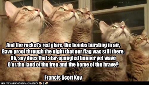 Star Spangled Banner.