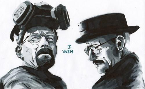 Walter White, Breaking Bad