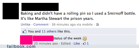Martha Stewart:  The Prison Years