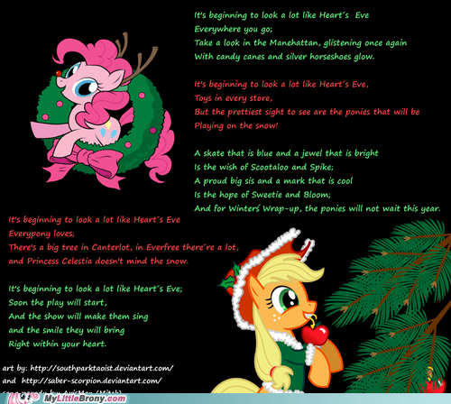 It's Beginning to Look a Lot Like Hearth´s Warming Eve