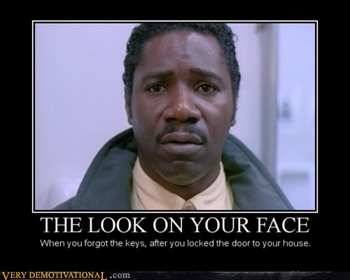 THE LOOK ON YOUR FACE