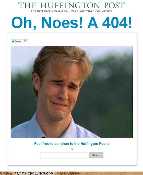 Well Played Huffington Post