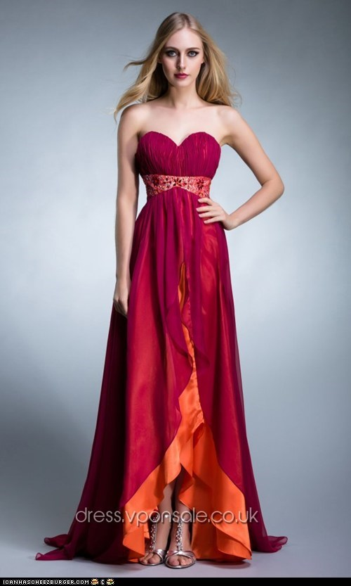 Red Prom Dresses 2013