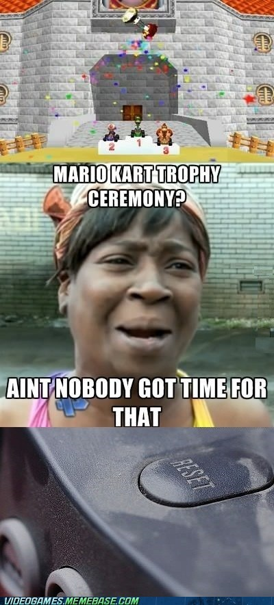 Dat Trophy Presentation