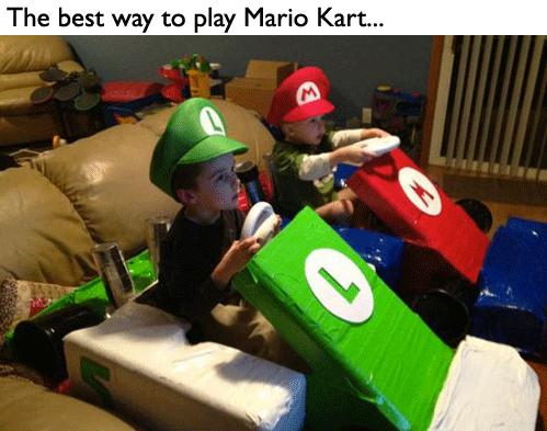 Mario Kart,childrens-costumes