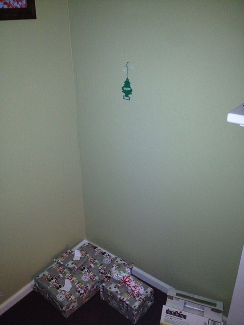 christmas,presents,air freshener,christmas tree,g rated,there I fixed it,Hall of Fame,best of week