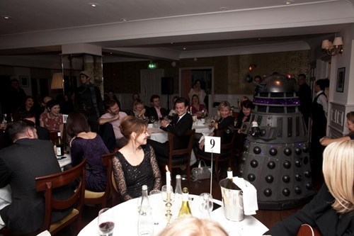 Dalek Wedding Crasher!