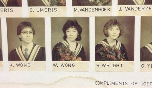 Two Wongs Make a Wright?