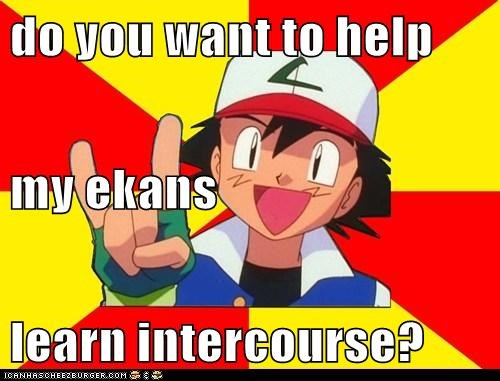 do you want to help my ekans learn intercourse?