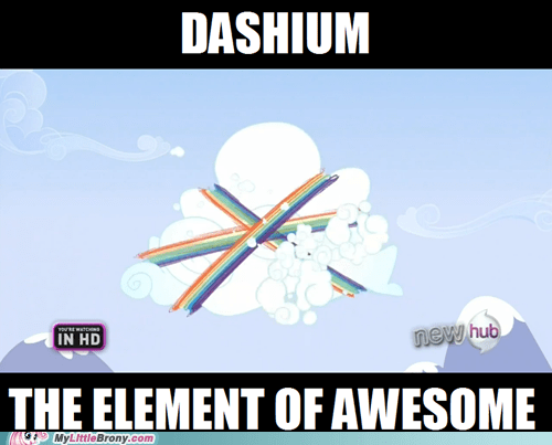Dashie Knows Science