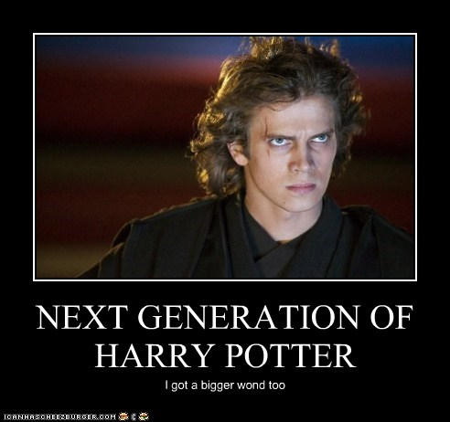 NEXT GENERATION OF HARRY POTTER