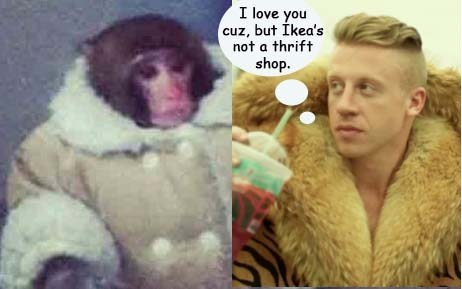 Disappointed Macklemore