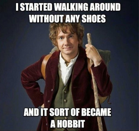 Lord of the Shoes