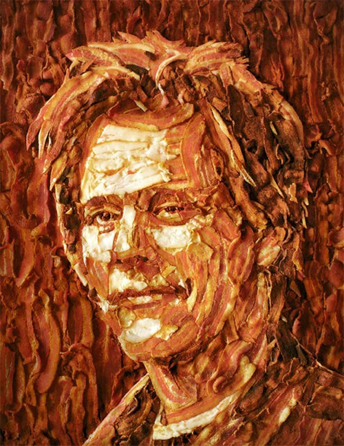 kevin bacon,food,celeb,bacon,g rated,win