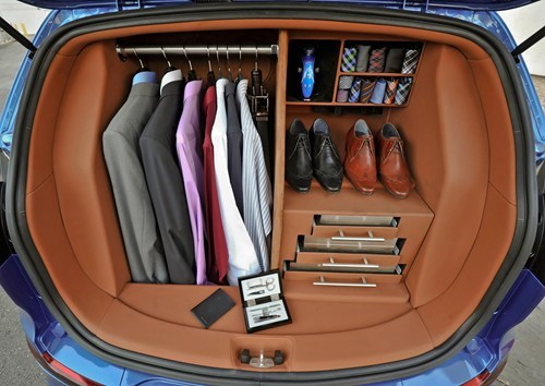 Class in The Trunk