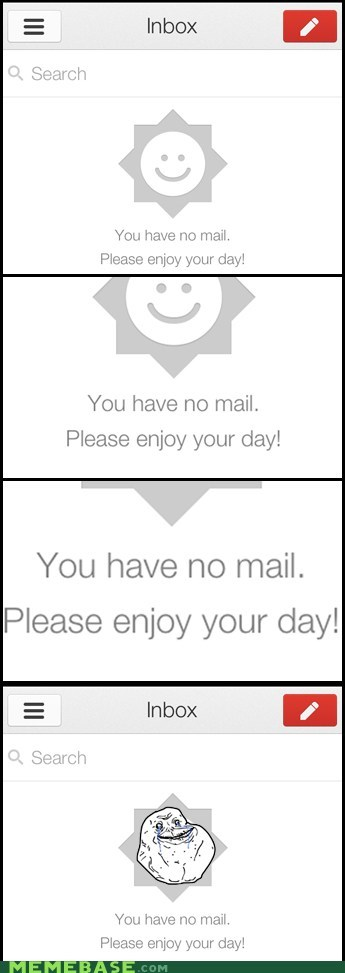Every time I open my Gmail app