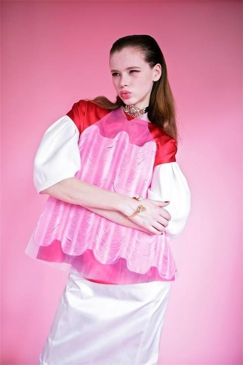 If Style Could Kill: Don't Get All Sassy With Me, Miss Popsicle Top!