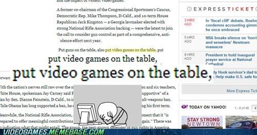 tragedy,guns,violence,facepalm,video games