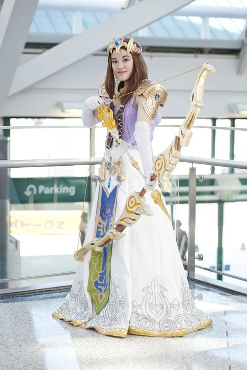 cosplay,legend of zelda,video games