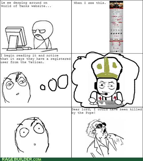 World of... Popes?