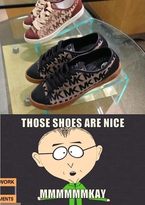 shoes,mr. mackey,South Park