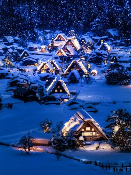 Santa's Village?