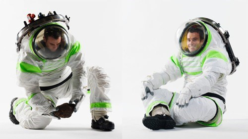 NASA's Prototype Buzz Lightyear Suit