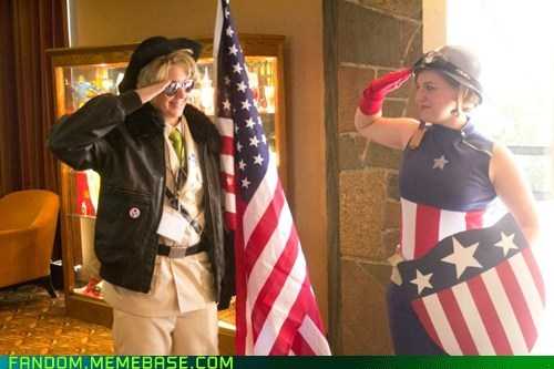 cosplay,hetalia,captain america