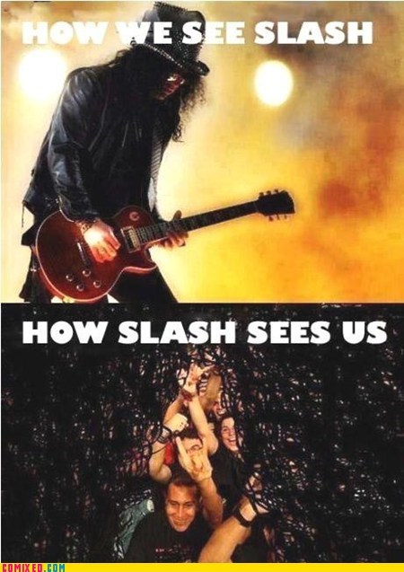 Classic: Slash-o-Vision