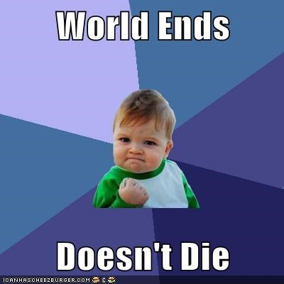 World Ends  Doesn't Die