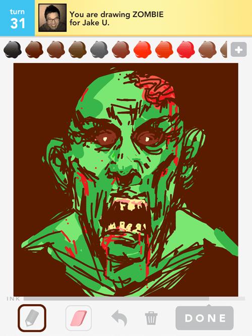 we get it,draw something,zombie