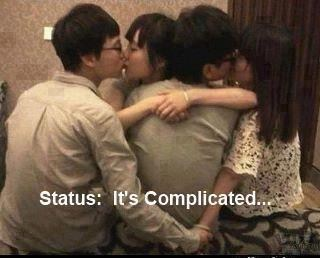 its complicated,wat