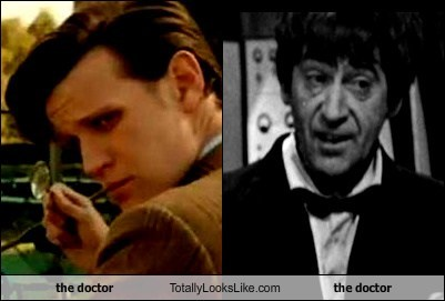 the doctor Totally Looks Like the doctor