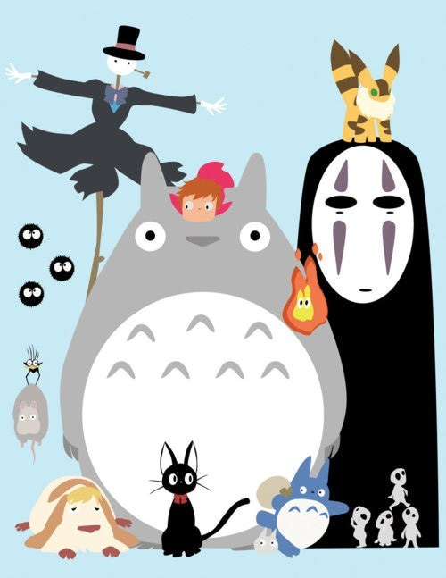Hayao Miyazaki,studio ghibli