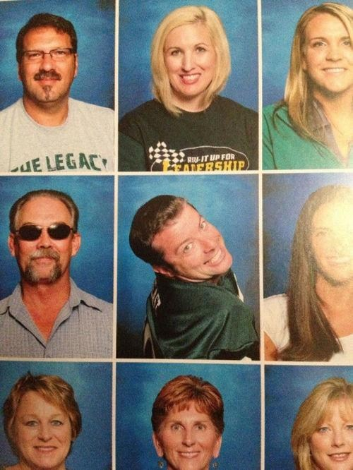 Fabulous Yearbook Picture