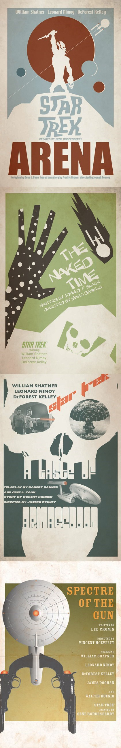 More Star Trek Episode Posters