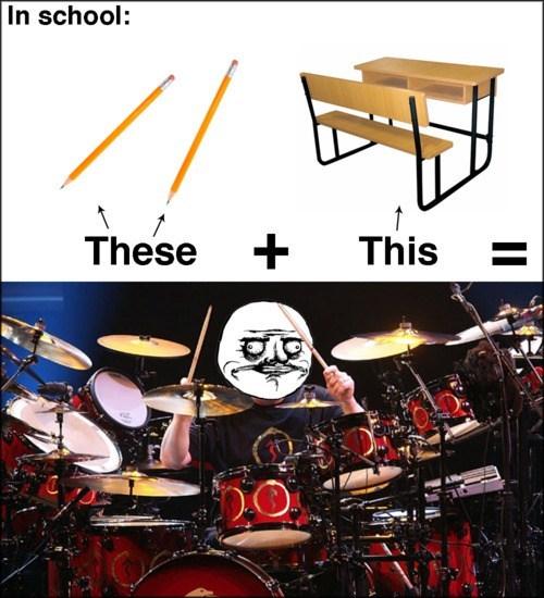 drum sticks,pencils