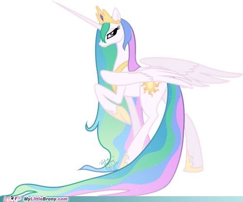 Celestia Looking Beautiful. As usual