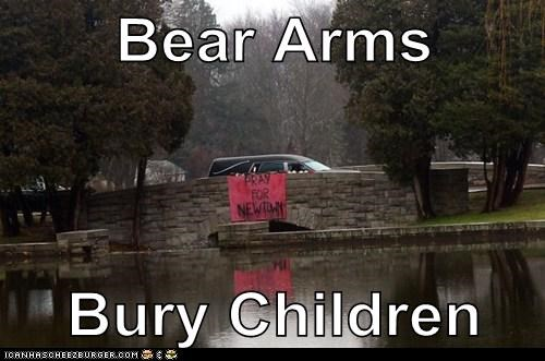 Bear Arms  Bury Children
