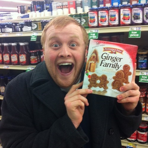 ginger,cookies,family