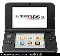 Make this best christmas EVER and give a gift of a 3ds or 3dsxl!