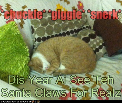 Him An Rudolph Suspect Nuffinks