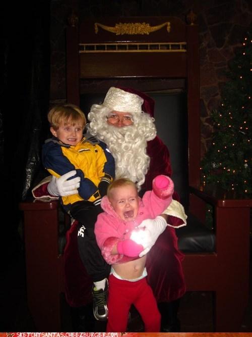 christmas,santa,funny,holidays,g rated,sketchy santas