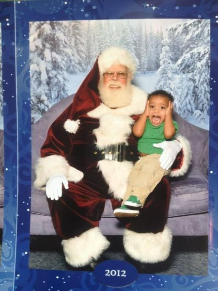 Evil Santa Captures Another Terrified Soul!