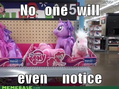 Pinkie Pie Imposter
